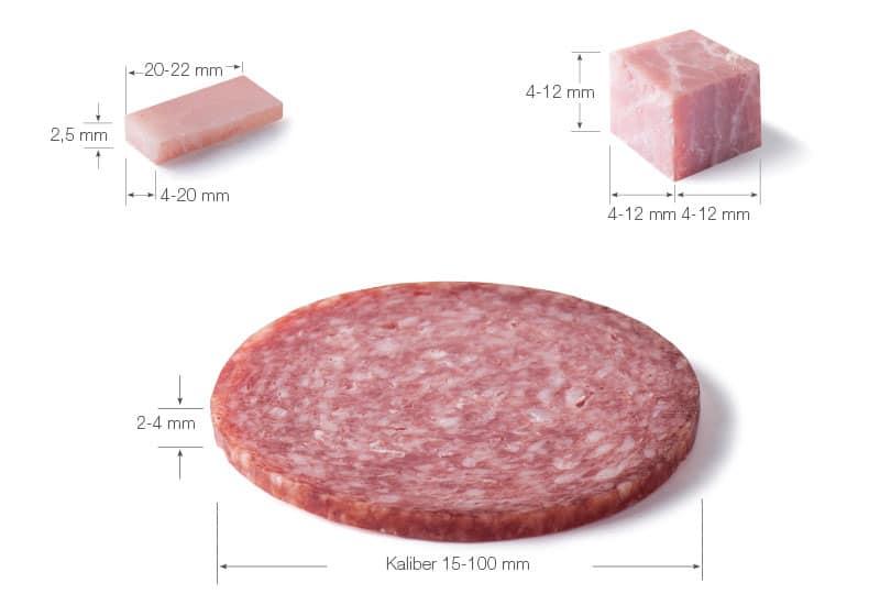 Hochreiter Fleischwaren Millimeter genau