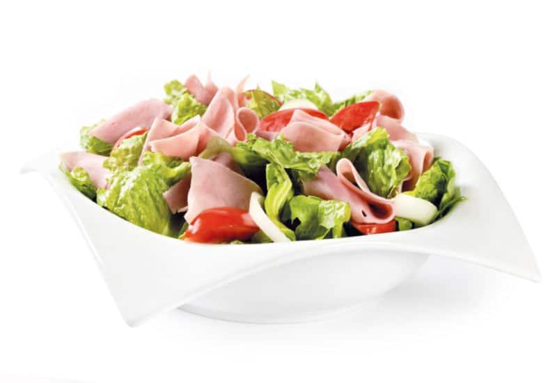 Hochreiter Fleischwaren Salat mit Wurst