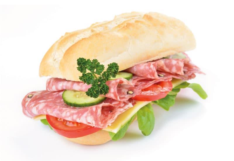 Hochreiter Fleischwaren Sandwich