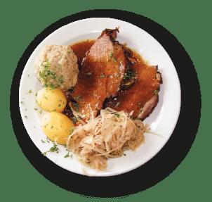 Mahlzeit Bad Leonfelden Schweinsbraten