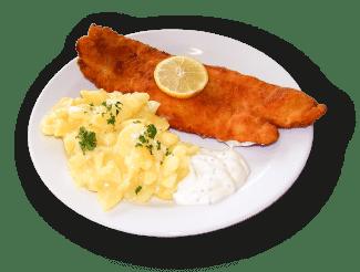 Mahlzeit Bad Leonfelden Fischteller